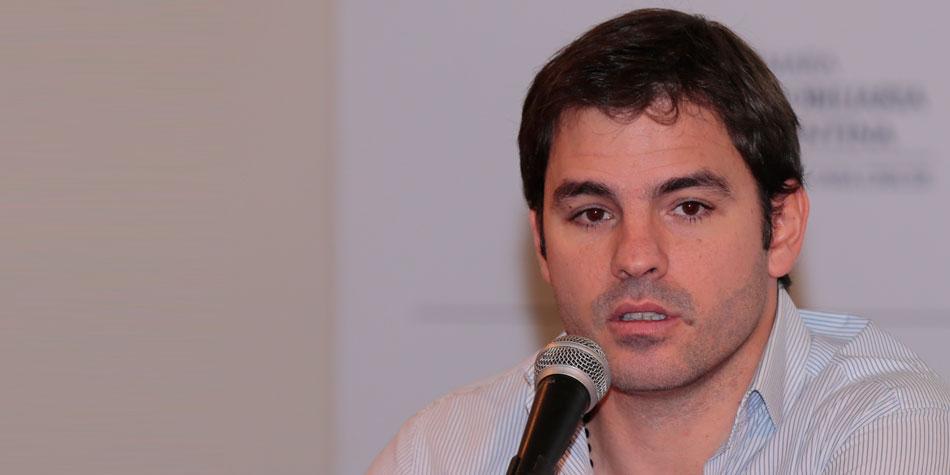 Facundo Carrillo, secretario de Atención y Gestión Ciudadana porteño [foto archivo Pequeñas Noticias].