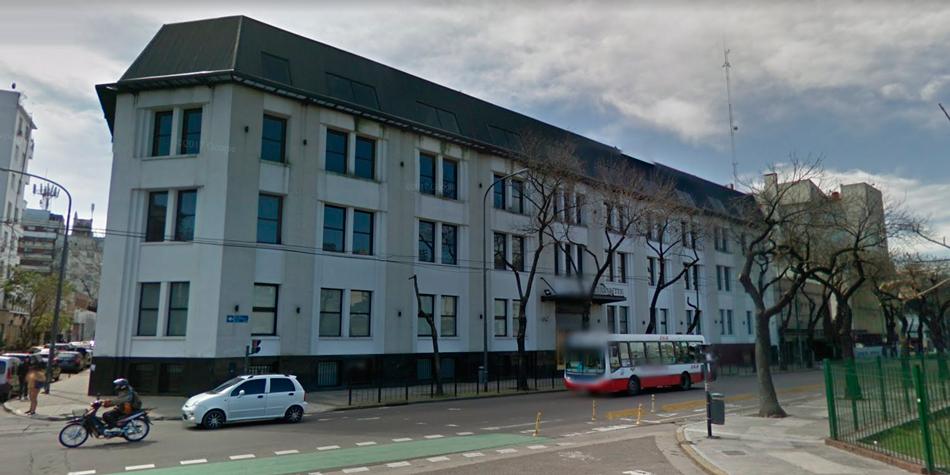Sede de Defensa y Protección del Consumidor y el Registro Público de Administradores de la CABA [foto Google Street View].