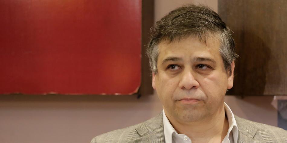 Legislador porteño Sergio Abrevaya [foto archivo Pequeñas Noticias].