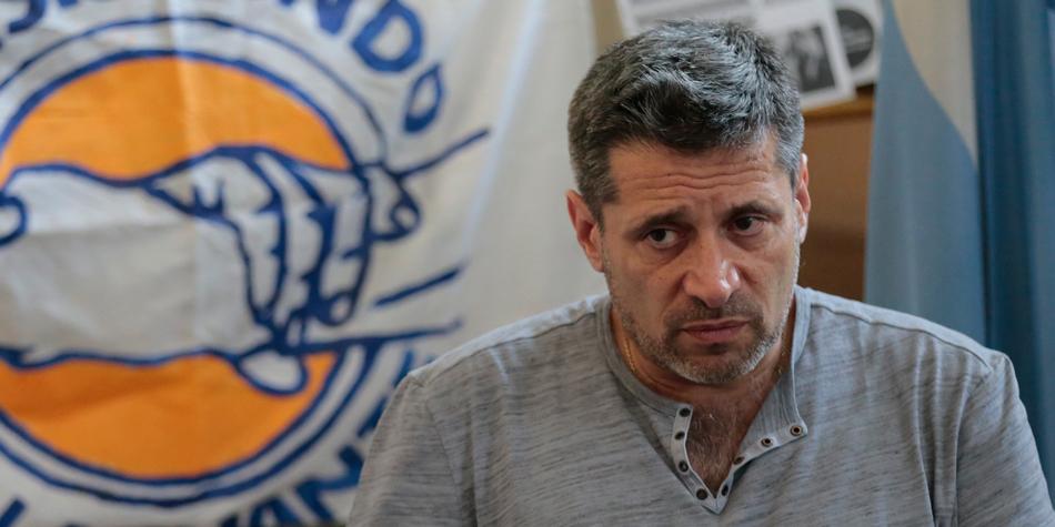Víctor Santa María, director general de Grupo Octubre [Foto archivo Pequeñas Noticias].