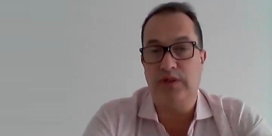 ChristianTettamanti, vicepresidente de la Asociación Civil Administradores Profesionales de la Propiedad Horizontal (ACAPPH).