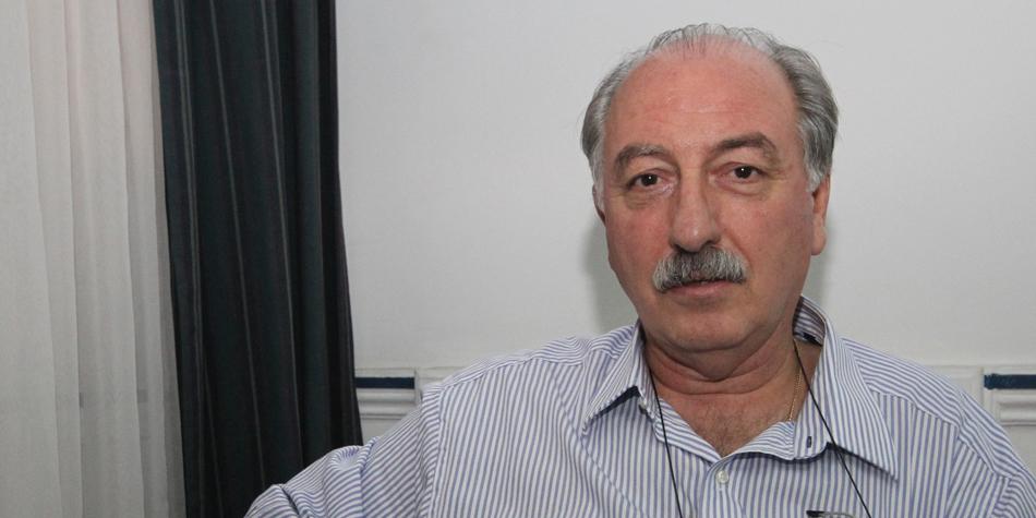Dr. Enrique Albisu, asesor letrado en temas laborales de la CAPHyAI [Foto archivo Pequeñas Noticias].
