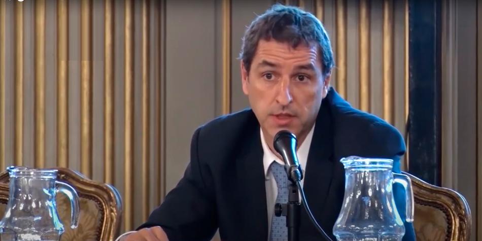 Juez Francisco Ferrer [Foto Centro de Formación Judicial de la Ciudad Autónoma de Buenos Aires 2016]