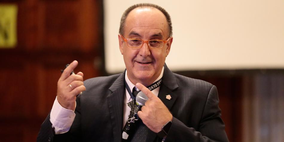 Administrador Pepe Gutiérrez [Foto archivo de Pequeñas Noticias]