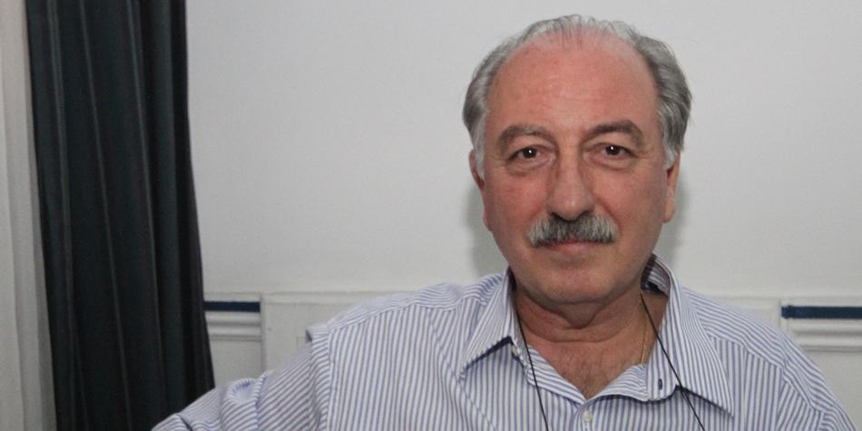 Dr. Enrique Miguel Albisu [Foto archivo de Pequeñas Noticias]