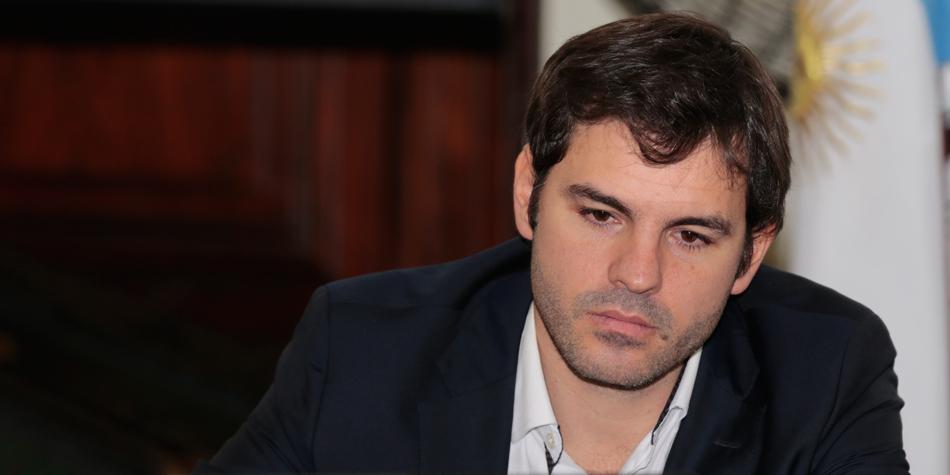 Facundo Carrillo [Foto archivo de Pequeñas Noticias]