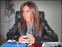 """Dra. Sandra Bergenfeld, legisladora porteña por """"Frente para la Victoria"""""""