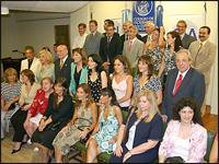 El cuerpo docente del ICI (CIA)