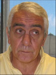 Sr. Osvaldo Bacigalupo, secretario gremial del SUTERH.