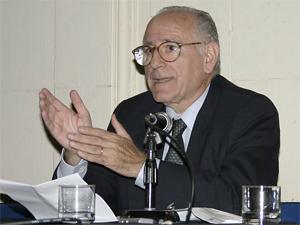 Eduardo Saravia, presidente de la Corporación de Rematadores y Corredores Inmobiliarios.