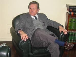 Lic. Horacio Bielli, presidente de la CAPHyAI - Foto de archivo.
