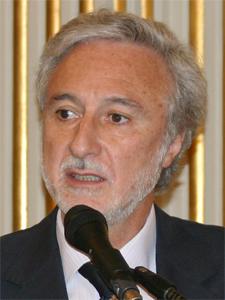 Hugo Menella, presidente de la Comisión Normalizadora de CUCICBA.