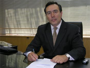 Ing. Antonio Luis Pronsato, interventor del Ente Nacional Regulador del Gas (ENERGAS).