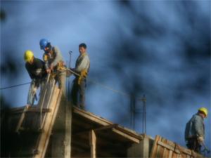 La construcción registró un incrementó del 14 %
