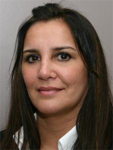 Adm. Gabriela Saldivia.