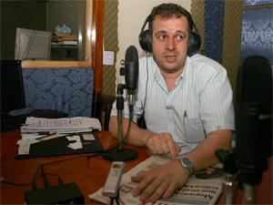 Fernando Staino en Hablemos de Consorcios (AM 1010 Onda Latina los viernes a las 19 hs.).