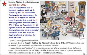 El RPA abrió el juego en cinco temas centrales: el seguro, la capacitación, las inspecciones, el libro de firmas y un fuerte incremento en las multas.