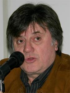 Vicente Lozano, encargado de edificios  afiliado a SUTERyH (Mar del Plata).
