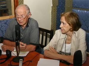 Dr. Marcos Bergenfeld y Alicia Gimenez en Hablemos de Consorcios (AM 1010 - Los viernes a las 19 hs.).