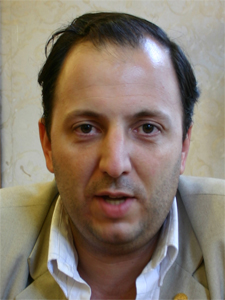 Cr. Jorge Luis Scampini.