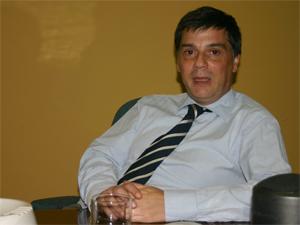 Dr. Luis Enrique Arbini.