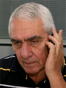 Osvaldo Bacigalupo.