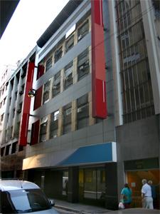 Las nuevas oficinas del SECLO en Alsina 665. Ciudad Autónoma de Buenos Aires.