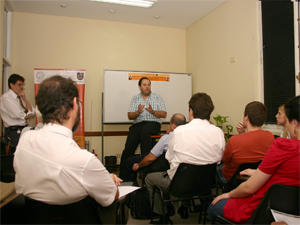 Jorge Luis Scampini: Un contador está en perfectas  condiciones de administrar.