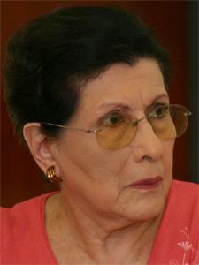 Sra. Teresa Villanueva.