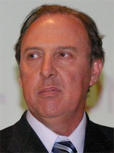 Sr. Rubén García, presidente de FACARA.