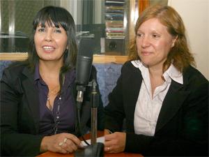 ADEPRO: Mercedez García (presidente) y Nora Leseduarte (asesora legal) en Hablemos de Consorcios.