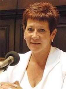 Diputada marplatense Julia García.