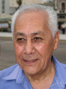 Virgilio Ángel Galeano, secretario general adjunto de la Comisión Promotora de la futura Federación Argentina de sindicatos de Vigilancia Privada.