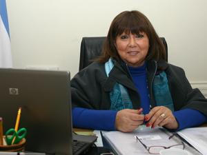 Legisladora porteña Adriana Montes (Coalición Cívica).