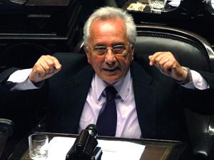 Diputado nacional Héctor Recalde (FpV).