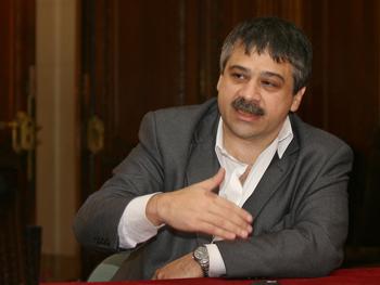 Legislador porteño Sergio Abrevaya (Coalición Cívica).