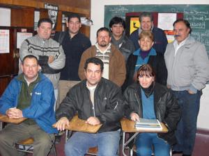 Miembros de Encargados Unidos de Córdoba, Capital.