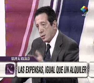 El administrador Víctor Pérez en Mañaneras.