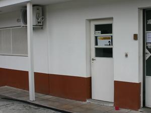 Los administradores son atendidos en una oficina nueva en la planta baja.