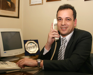 Adm. Fernando Staino.
