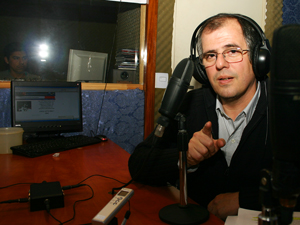 """Adm, Adrián Hilarza: """"muchos consorcios fueron estafados y reinaba una anarquía absoluta""""."""