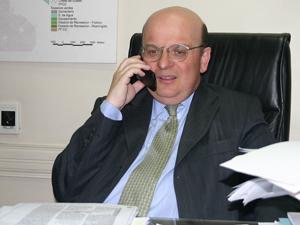 Lic. Mario Morando, autor de un proyecto de modificación de la Ley 941 en junio de 2005.