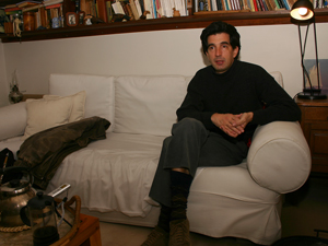 Santiago Pusso, director de Basta de Demoler.