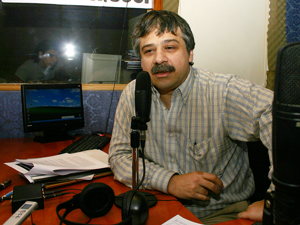 El Dr. Sergio Abrevaya en el programa Derecho de Piso.