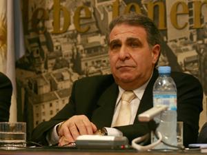 Crio. Mayor (R) Edgardo Aoun.
