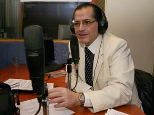 Ricardo Tondo en el programa Derecho de Piso.