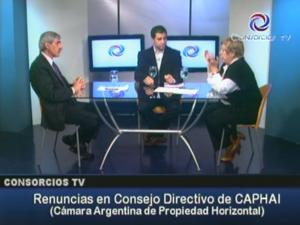 Programa Consorcios TV del pasado 17 de septiembre.