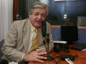 Adm. Jorge Hernández, presidente de FRA.