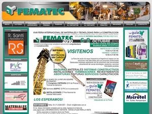 XVIII Feria Internacional de Materiales y Tecnologías para la Construcción.