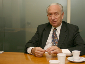 Sr. Jorge Furlan, presidente de CAARA.